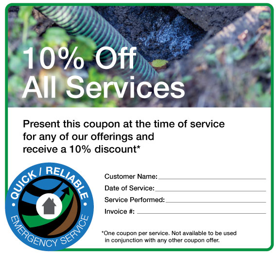 Residential and Commercial Septic Tank and Sewer Drain Cleaning