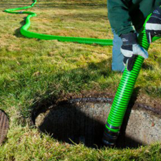 Septic Tank and Sewer Drain Cleaning and Video Camera Inspections